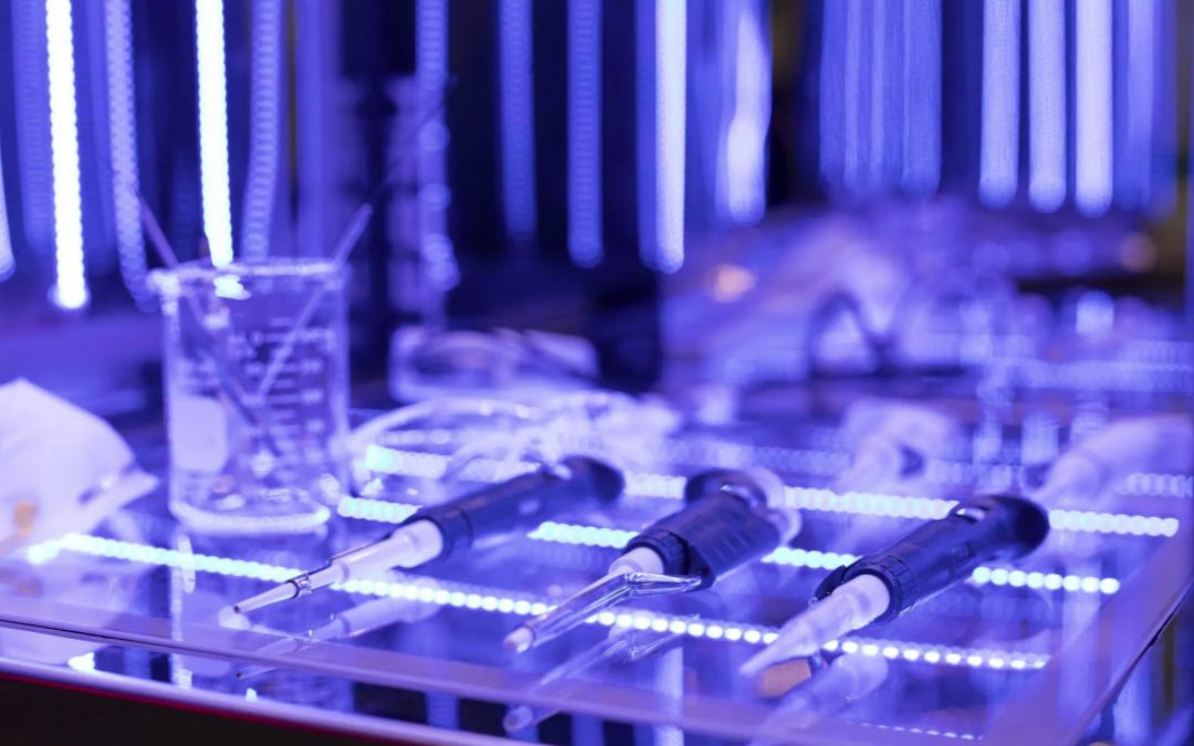 Reducing PPE Costs with UV-C Light
