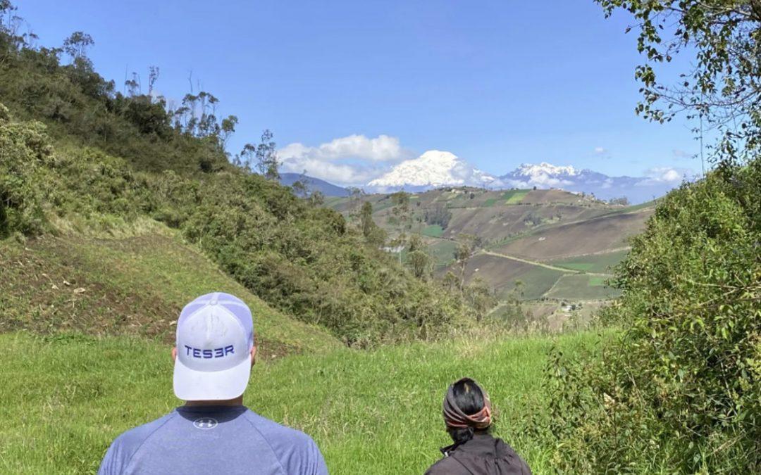 Expanding into Ecuador